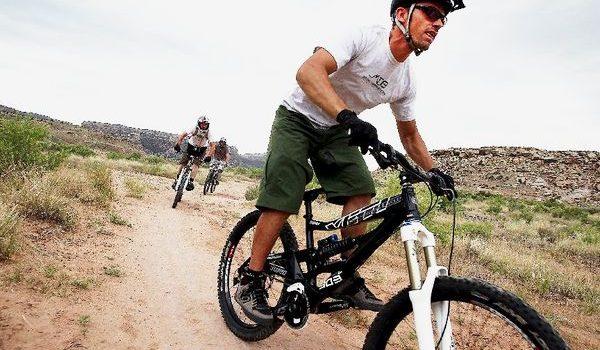 james wilson on bike